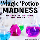 Magic Potion Madness | a Halloween Game for Any Skill