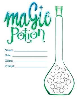Magic Potion Sticker Chart