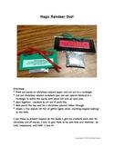Magic Reindeer Dust Gift Topper