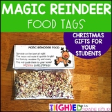 Magic Reindeer Food Tags {Christmas Gifts for Your Students!}
