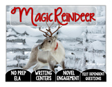 Magic Reindeer Text Dependent Questions