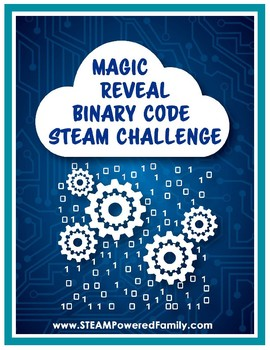 Magic Reveal Binary Code Challenge (Screen Free)