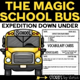 Magic School Bus #10 Expedition Down Under | Printable and