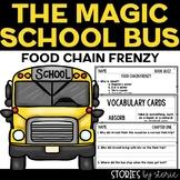 Magic School Bus #17 Food Chain Frenzy | Printable and Digital