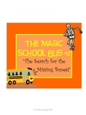 Magic School Bus #2 Search for Missing Bones Halloween Comprehension & Science