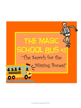 Magic School Bus #2 Search for Missing Bones Halloween Com