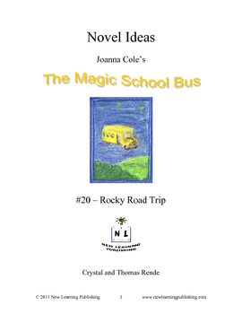 Magic School Bus #20 - A Literature and Science Connected Unit