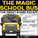 Magic School Bus #7 The Great Shark Escape | Printable and