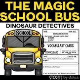 Magic School Bus #9 Dinosaur Detectives | Printable and Digital
