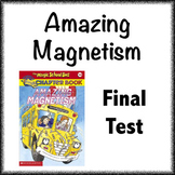 Magic School Bus - Amazing Magnetism final test