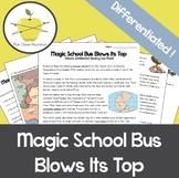Magic School Bus Blows Its Top Video Worksheets + Bonus Ac