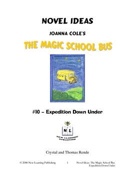 Magic School Bus Book #10 - A Literature and Science Connected Unit