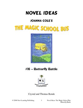 Magic School Bus Book #16 - A Literature and Science Connected Unit
