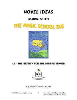Magic School Bus Book #2 - A Literature and Science Connected Unit