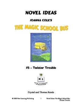 Magic School Bus Book #5 - A Literature and Science Connected Unit