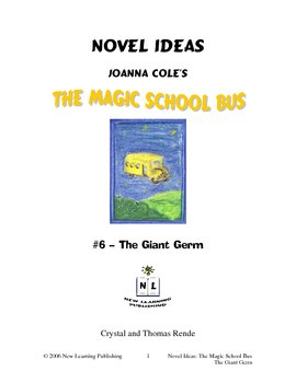Magic School Bus Book #6 - A Literature and Science Connected Unit