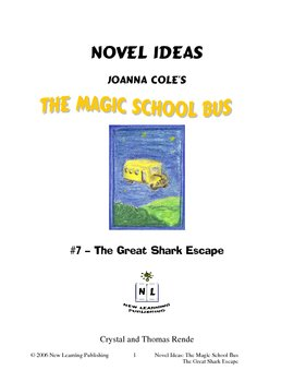 Magic School Bus Book #7 - A Literature and Science Connected Unit