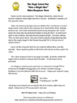 "Light Energy Magic School Bus ""Gets a Bright Idea"" Video Response Worksheet"