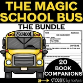 Magic School Bus Bundle (Books 1-20)