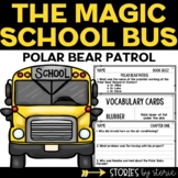 Magic School Bus Chapter Book #13 Polar Bear Patrol