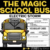Magic School Bus Chapter Book #14 Electric Storm
