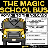 Magic School Bus Chapter Book #15 Voyage to the Volcano