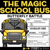 Magic School Bus Chapter Book #16 Butterfly Battle