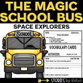 Magic School Bus Chapter Book #4 Space Explorers