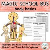 Magic School Bus DVD  Questionnaire - Body Basics