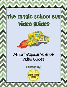 Magic School Bus Earth/Space Science Video Guides