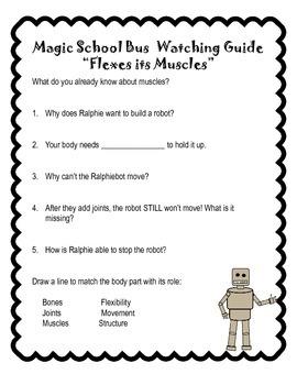 Magic School Bus Episode Guides - Human Body Edition