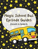 Magic School Bus Episode Guides - Insects and Spiders