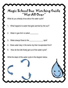 Magic School Bus Episode Guides - Plants, Nature, and Habitats