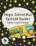 Magic School Bus Episode Guides - Space {PLUS Light & Sound!)