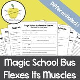Magic School Bus Flexes Its Muscles Video Worksheets + Bon