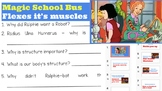 Magic School Bus Flexes Its Muscles Worksheet & Powerpoint