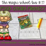 Food Chains with The Magic School Bus - Food Chain Frenzy