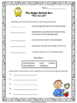"Digestion Magic School Bus ""For Lunch""  Video Response Worksheet"