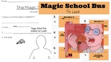 Magic School Bus For Lunch Worksheet, Powerpoint & Drawing