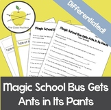 Magic School Bus Gets Ants in Its Pants Video Worksheets + Bonus Activity
