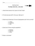 "Magic School Bus ""Gets Eaten"" Listening Guide - Food Chain / Food Web"