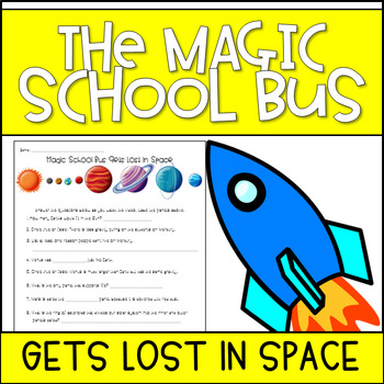 Magic School Bus Gets Lost in Space