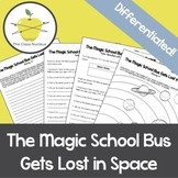 Magic School Bus Gets Lost in Space Differentiated Video W