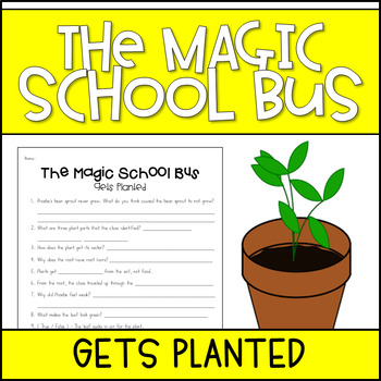 Magic School Bus Gets Planted