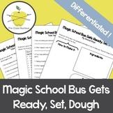 Magic School Bus Gets Ready Set Dough Video Worksheets + A