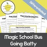 Magic School Bus Going Batty Video Worksheets + Bonus Activity