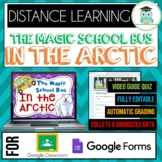 Magic School Bus IN THE ARCTIC Quiz Google Classroom Forms Distance Learning