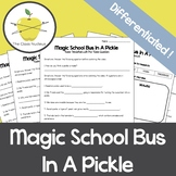 Magic School Bus In A Pickle Video Worksheets + Bonus Activity