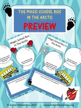 Magic School Bus In The Arctic: A No-Prep Companion Guide for Grades 1-3