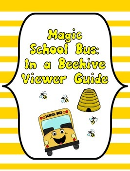 Magic School Bus In a Beehive